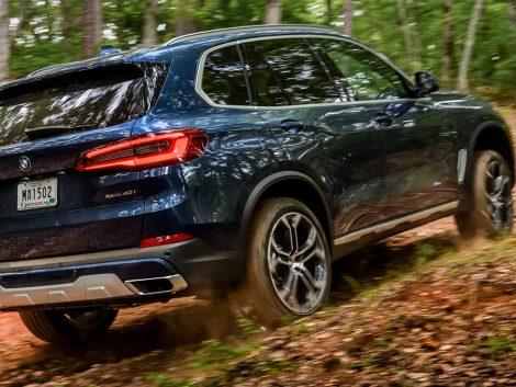 BMW x7 w ofercie leasingowej
